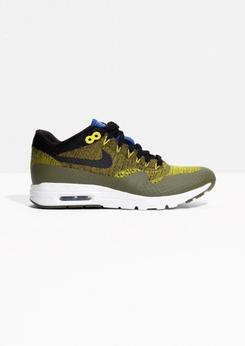 Nike baskets kaki