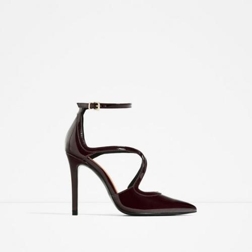 Zara escarpins vernis
