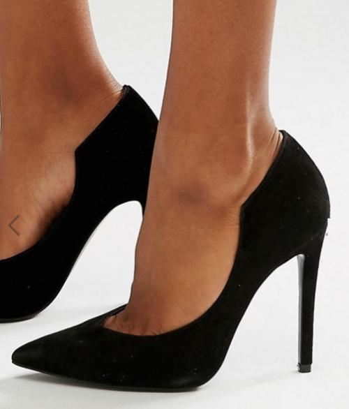 Kendall + Kylie  escarpins noirs