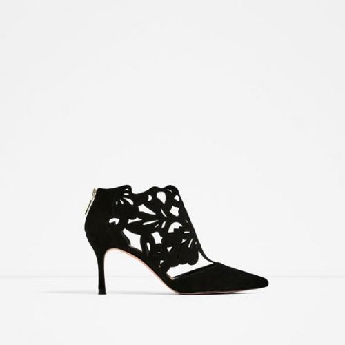 Zara escarpins ajouré
