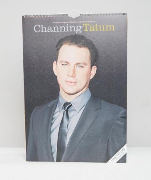 Calendrier Channing Tatum