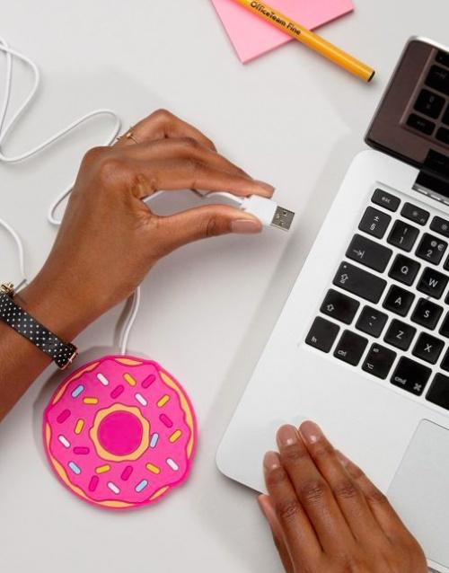 Just Mustard - Chauffe-tasses USB