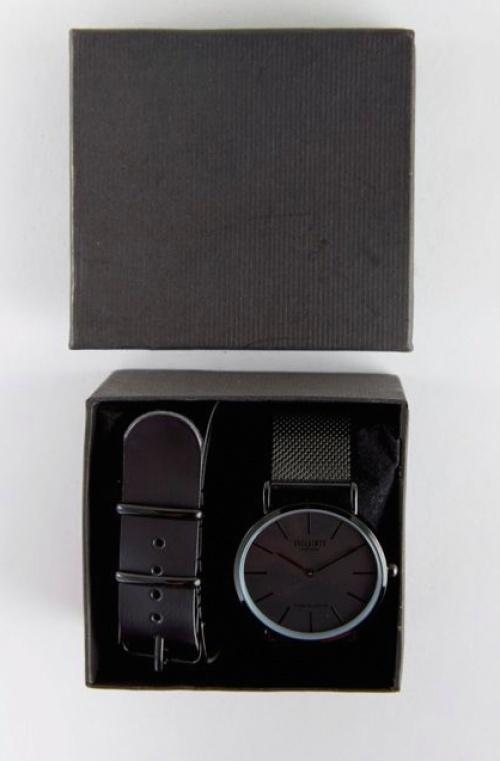 Reclaimed Vintage - Coffret montre et bracelet