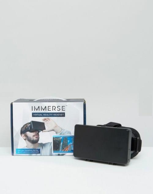 Immerse : Casque de réalité virtuelle