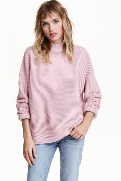 H&M - Pull maille texturée