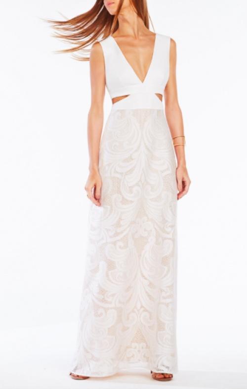 BCBGMAXAZRIA - Robe de mariée