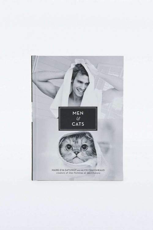 Men & Cats - Livre
