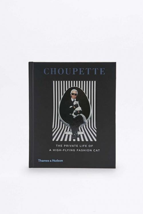 Choupette la Vie Enchantée d'un Chat Fashion - Livre