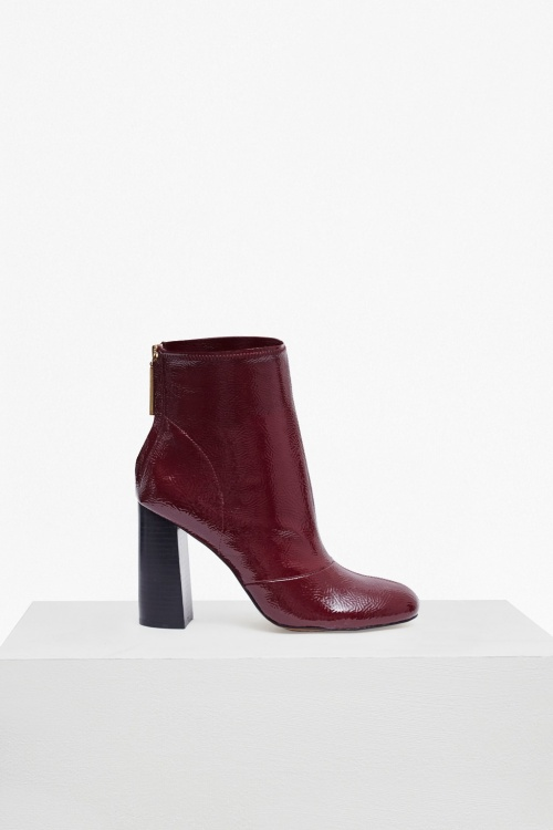 French Connection - Boots talons rouges