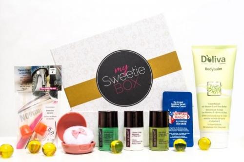 My sweetiebox - Boîte novembre
