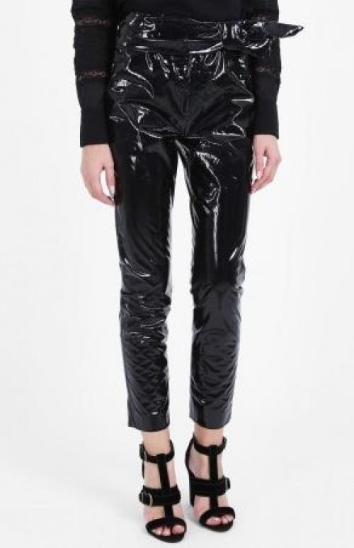 Isabel Marant - pantalon vinyl