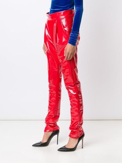 Les Animaux - pantalon vinyl