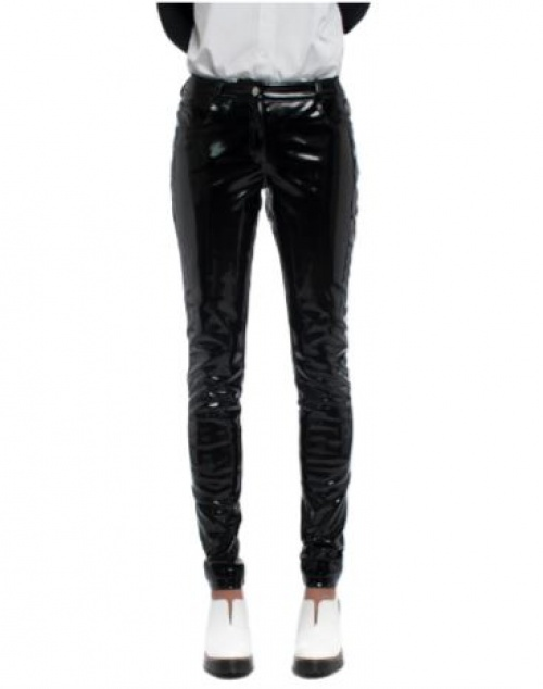 Wanda Nylon - pantalon vinyl