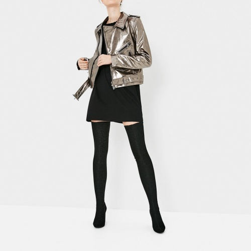 Zara - Cuissardes style chaussette