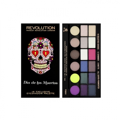 Make-Up Revolution - Palette fards à Paupières