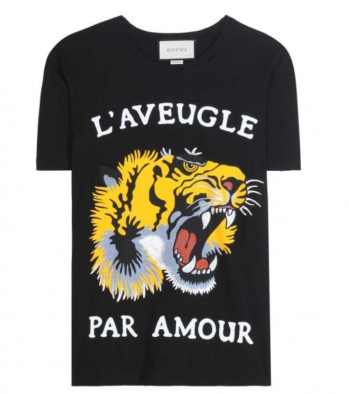 Gucci - t-shirt imprimé