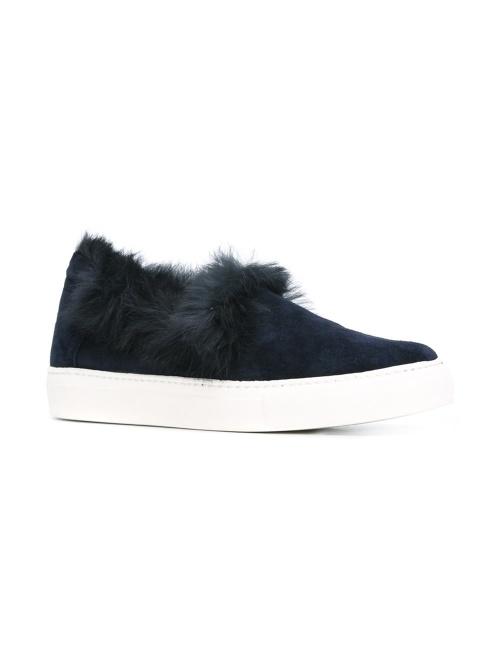 Rachel Zoe - sneakers fourrées