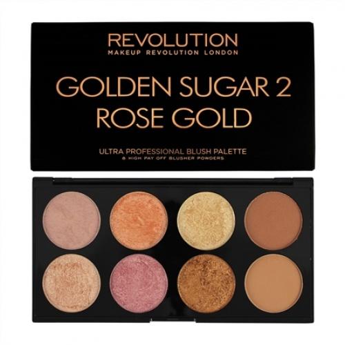 Revolution - Palette blush et highlight