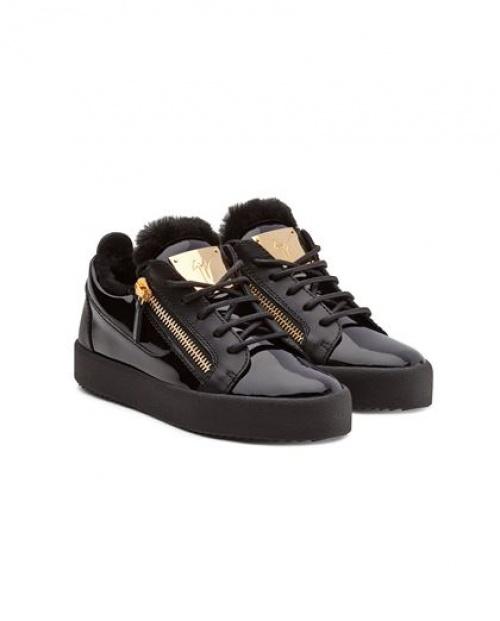 Giuseppe Zanotti - sneakers fourrées