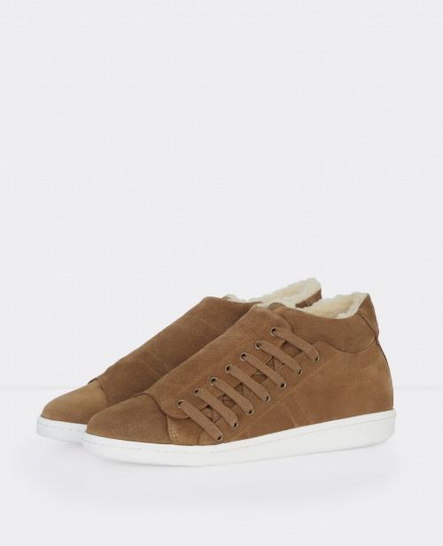 Comptoir des cotonniers - sneakers fourrées