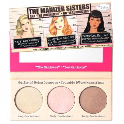 The Manizer Sisters - Palette