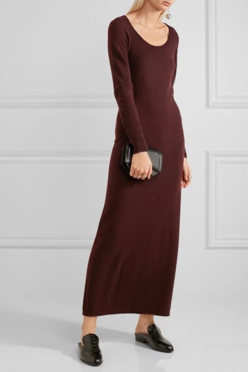 Helmut Lang - robe longue