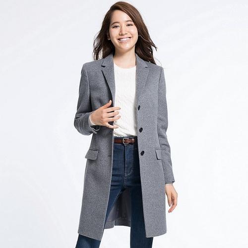 Uniqlo - manteau long