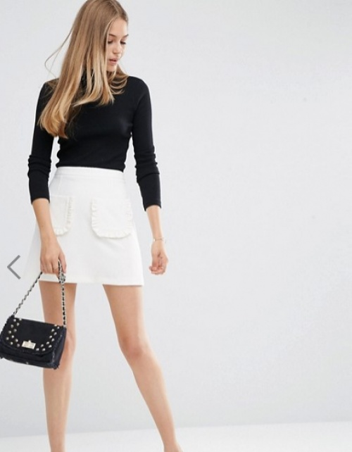 Asos mini jupe