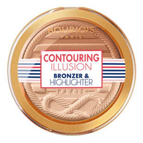 Bourgeois - Poudre duo contouring