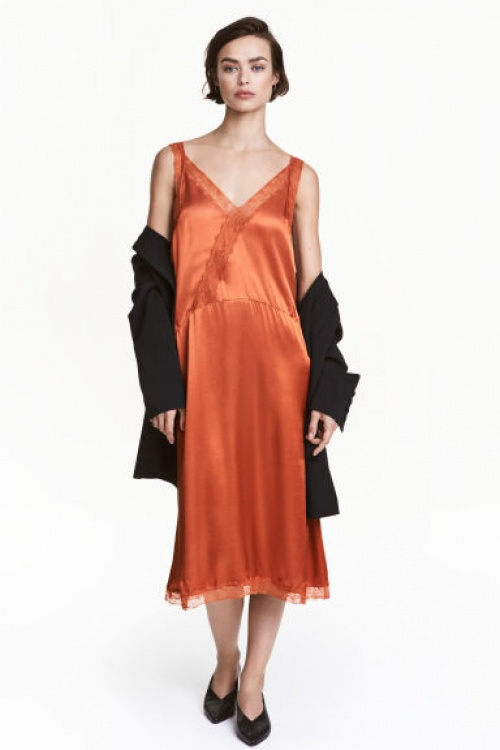 H&M - robe nuisette mi-longue