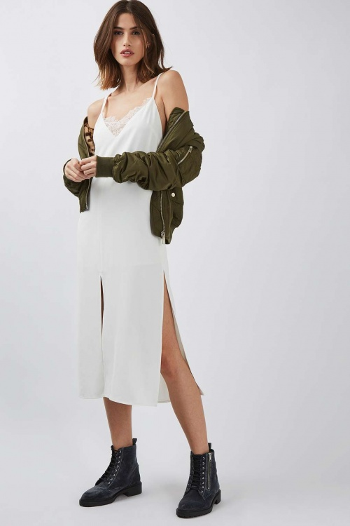 Top Shop - robe nuisette mi-longue