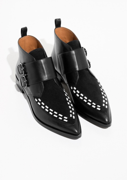 & Other Stories - Bottines pointues