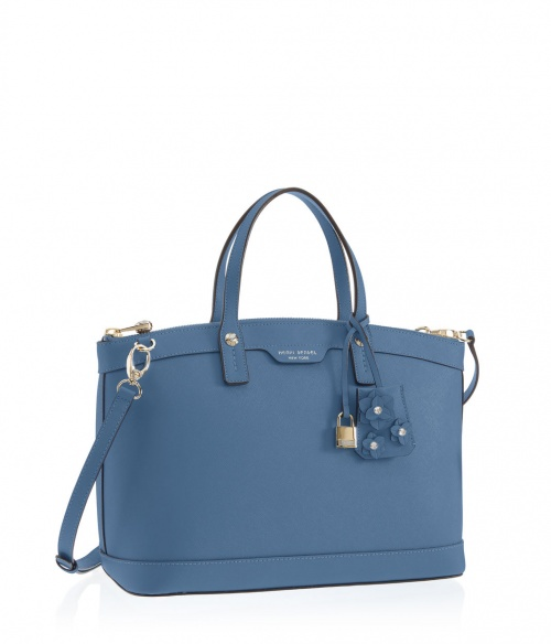 Henri Bendel - sac à main bleu