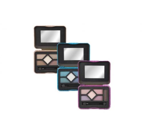 L.A Girl - Palette yeux 3 types de palettes