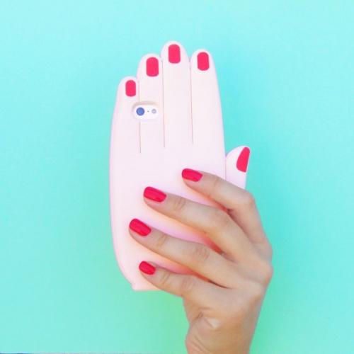 Coucou Suzette - coque de téléphone main