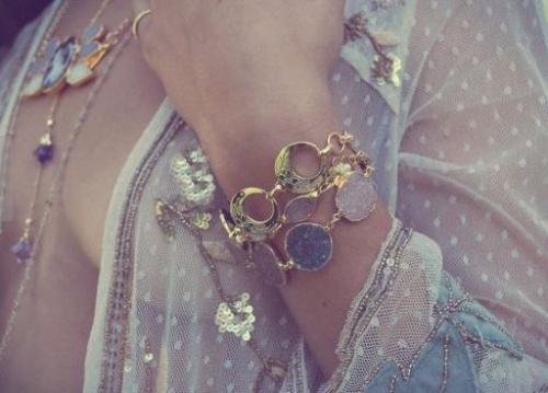Lux Divine - bracelet cristaux