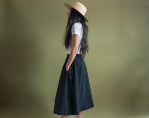Persephone Vintage - jupe midi