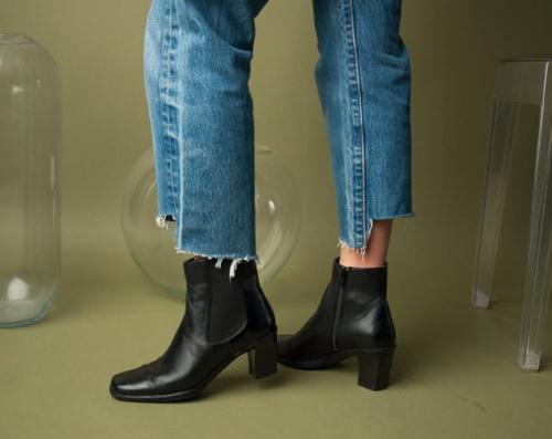 Persphone Vintage - chelsea boots