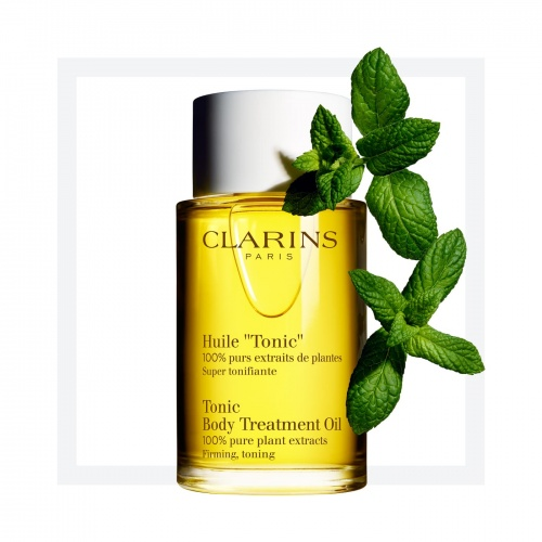 Clarins - huile corps tonic