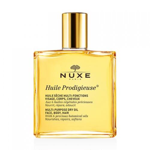 Nuxe - huile prodigieuse sèche multi-fonctions