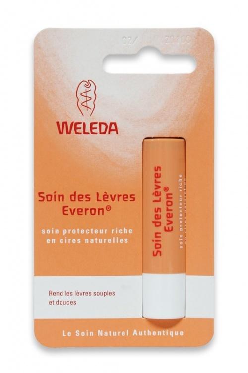 Weleda - baume à lèvres stick
