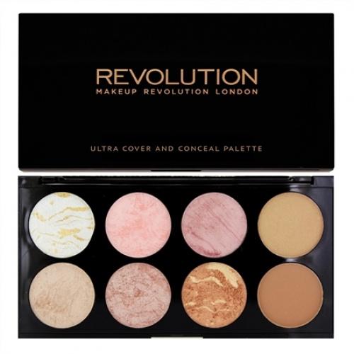 Makeup Revolution - Palette de blush