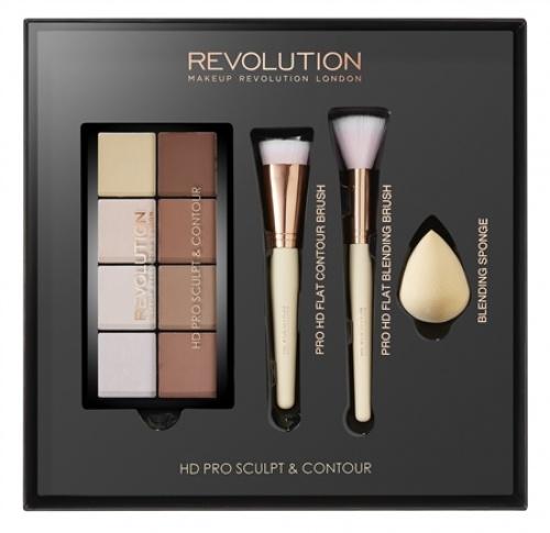 Makeup Revolution - Kit de contouring