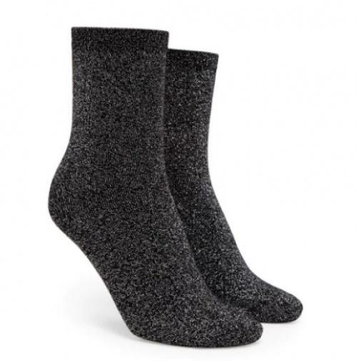 Forever 21 - chaussettes glitter