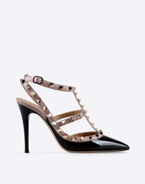 Valentino - escarpins Rockstud
