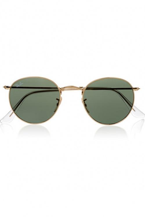 Ray Ban - lunettes de soleil rondes