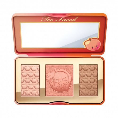 Too Faced Sweet Peach Palette d'Highlighters