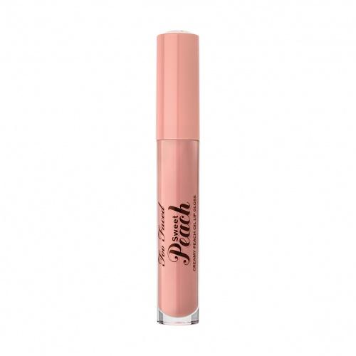 Sweet Peach Too Faced Lip Gloss