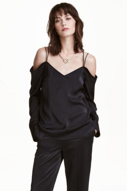 H&M top épaules nues