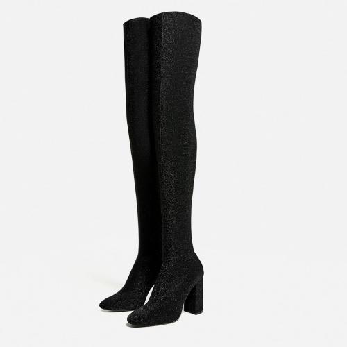 Zara - cuissardes pailletées